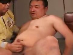 Japanese mature man tube porn video