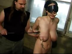 Brunette, BDSM, Brunette, German, Tits, German Big Tits