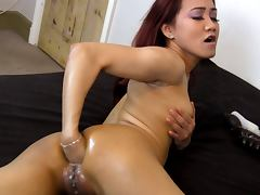 Asian, Amateur, Asian, Dildo, Masturbation