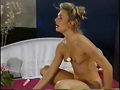 hairy Milf doing anal
