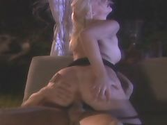 Classic babe enjoying hardcore sex with her lover