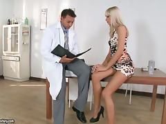 Erica Fontes seduces a doctor and makes him fuck her sweet snatch porn tube video