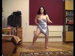 Chubby, Amateur, BBW, Chubby, Dance, Strip