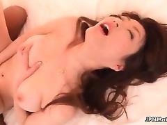 Cute asian slut gets fucked hard part6