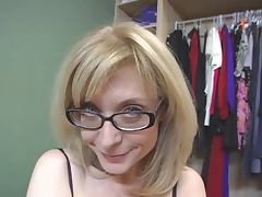 Nina Hartley Loves Black Stockings porn tube video
