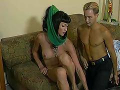 Kristy McNicol Fucks her Master's Ass