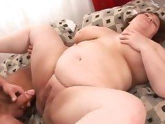 Mature Big Fat Cream Pie
