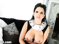 Brutal anal lesbians charmingly fucked