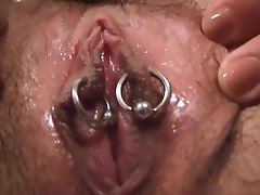 She is pleased to labia pierce No2 NM tube porn video