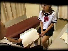 Doctor, Amateur, Doctor, Voyeur, Schoolgirl