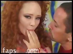 Redhead Audrey Hollander Fuck Pig tube porn video
