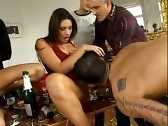 Party tube porn video