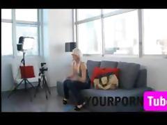 CastingCouch X 19yo Oregon teen trys porn