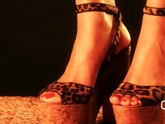 Darla De Leon My Louboutin Platform High Heels tube porn video