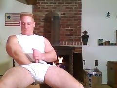 Beatin the big meat to Matt porn tube video