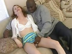 White Chick Fucked And Facialled By Black Dick ! tube porn video