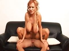 Sharon Pink milf cumeater
