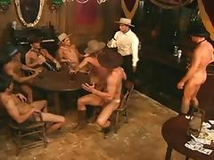 How The West Was Hung Orgy Scene porn tube video