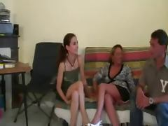 Audition, Amateur, Audition, Casting, Couple, French