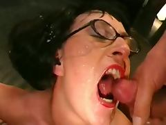 German orgy with blonde and brunette
