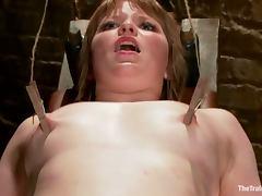 Bondage, Ass, BDSM, Bondage, Chained