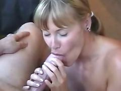 Blowjob, Blowjob, Cum, Tits
