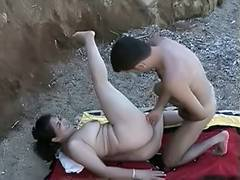 Iranian Anal tube porn video