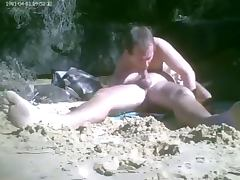 69 On The Beach porn tube video