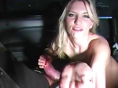 Ashley Fires Car Cuckold