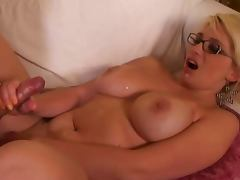 free Blonde porn tube