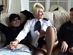she fucks the burglars tube porn video