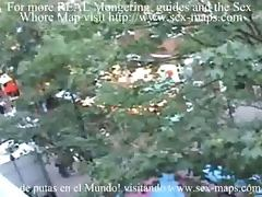 Whores fucked by tourist