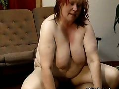 Housewife, BBW, Dirty, Fat, Granny, Housewife