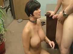 Humiliated by the Milf Principal porn tube video
