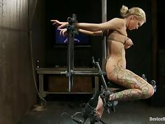 Bondage, BDSM, Bondage, Tattoo, Toys