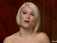 BDSM, Adorable, BDSM, Blonde