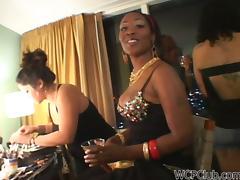 Unbelievable Hardcore Action with Stunning Ebony Babe