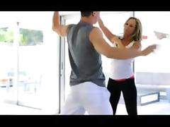 Brandi Love Goes For Training tube porn video