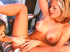 Isabella and Shay Sweet are tasting each other pusses tube porn video