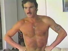 sexy hairy hunk in a vintage solo 2 porn tube video