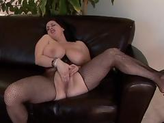 Fat, BBW, Fat, German, Masturbation, MILF