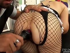 Housewife slut Anita is at your service