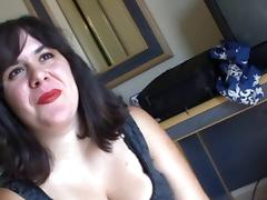 Saggy tits and a great ass tube porn video
