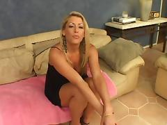 Chelsea mom of 2 Casting Interview Camaster