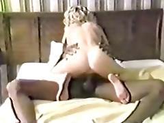 BBC fun with Blonde