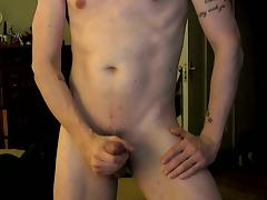 SashaRay - I smack and jerk cock, cum rub porn tube video