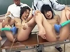 Japanese, Asian, BDSM, Enema, Japanese, Squirt