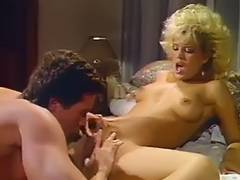 Peter North and Amber Lynn porn tube video