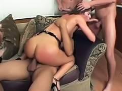 Naomi getting group fucked