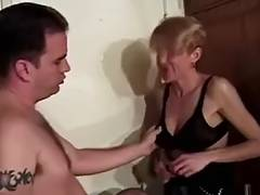 cuck his wife and the bi fella